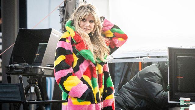"""Heidi Klum kündigt zweite Staffel von """"Making the Cut"""" an"""