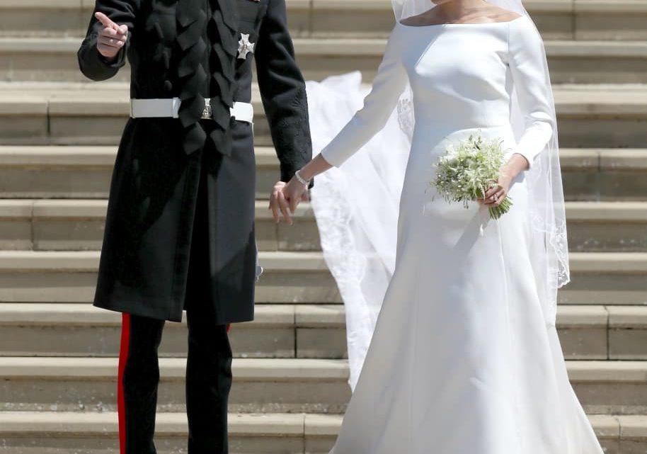 Offizielles Hochzeitsdatum: Da haben Meghan und Harry geheiratet