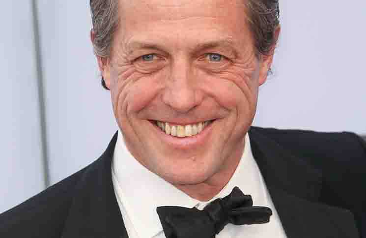 Hugh Grant: Rolle als Bösewicht