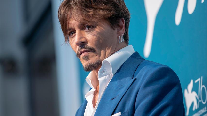 Im Haus von Johnny Depp: Eindringling duscht und gönnt sich einen Drink
