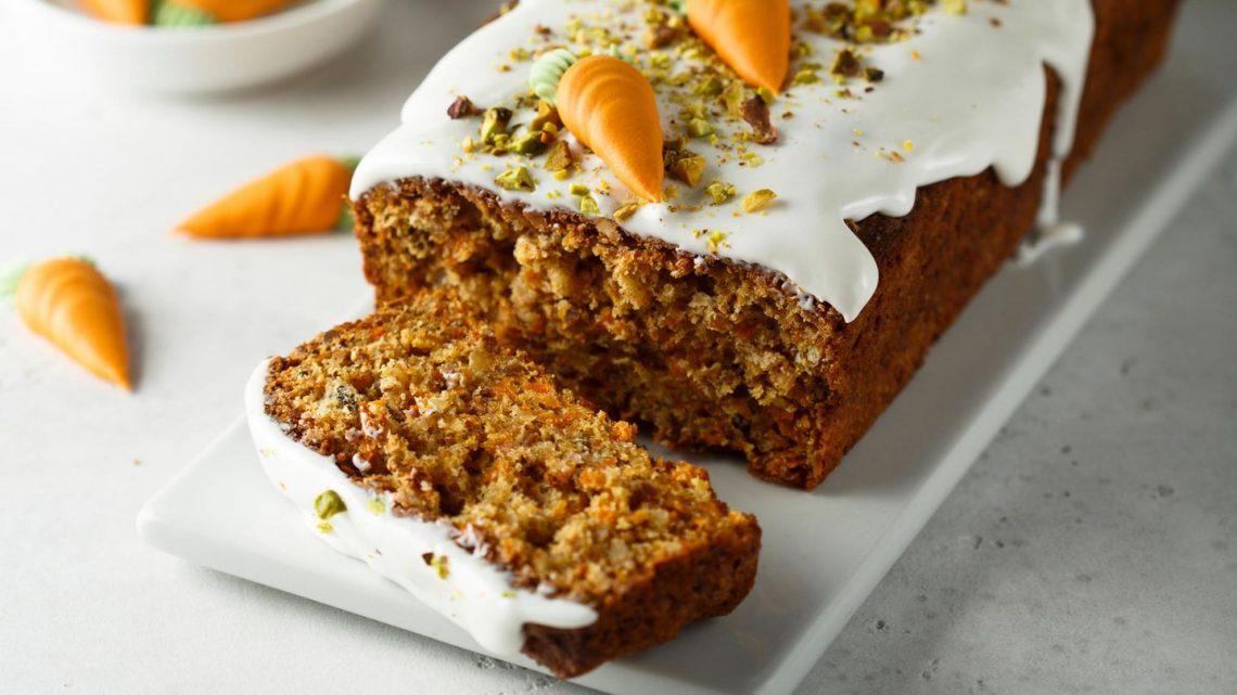 Saftiger Kuchen mit natürlicher Süße