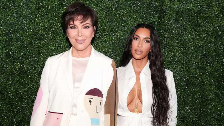 """Tochter Kim Kardashian geht es """"gut"""" nach der Trennung"""