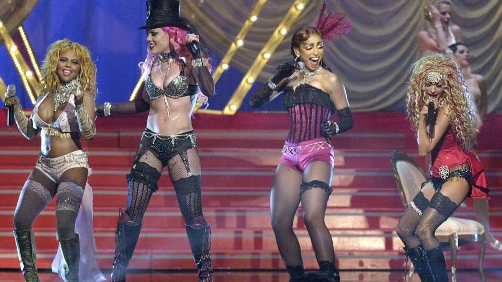 """Lady Marmalade"": Christina Auguilera, Missy Elliott  & Mýa feiern den 20. Geburtstag ihres Kultsongs"