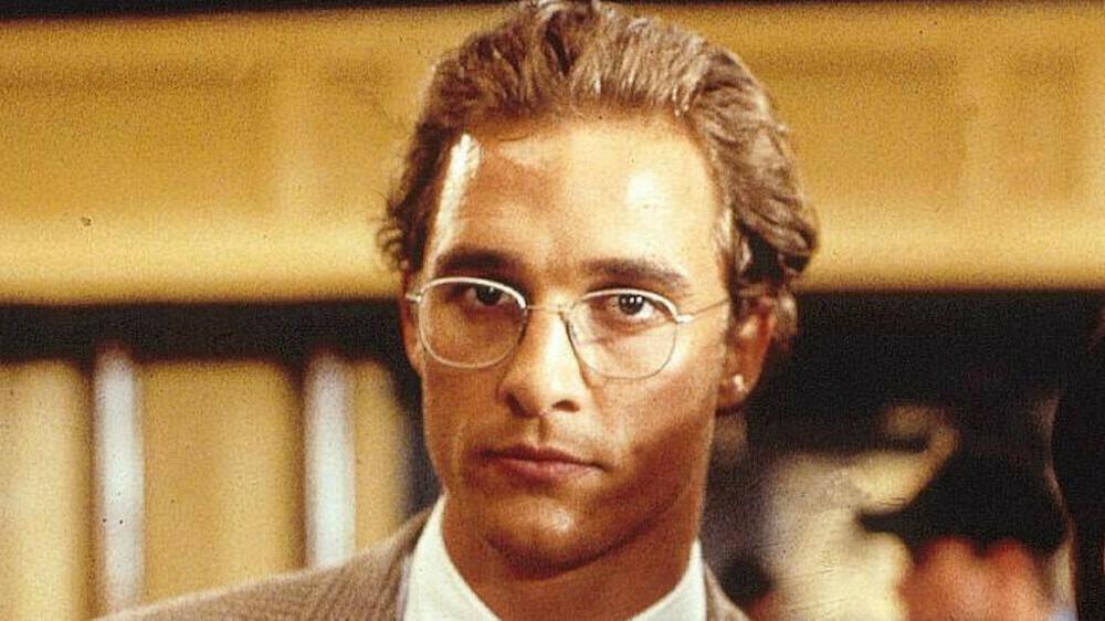 """Matthew McConaughey spielt in """"Die Jury""""-Serie wieder Jake Brigance"""