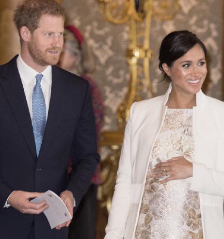 Herzogin Meghan & Prinz Harry: Neue Details über die Geburt!