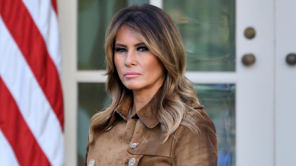 Geburtstagspost für Sohn Barron: Dafür erntet Melania Trump Kritik