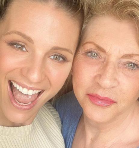 Michelle Hunziker: Versöhnung mit ihrer Mutter