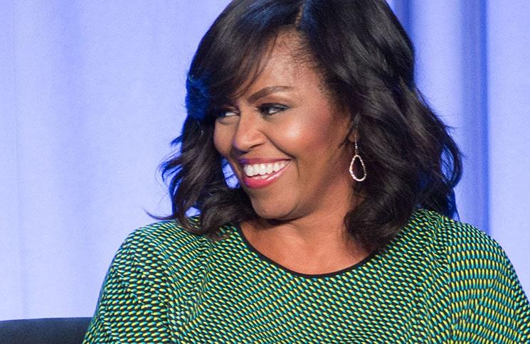 Michelle Obama: Darum spielt er Golf!