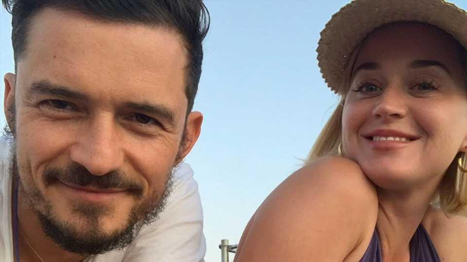 Orlando Bloom und Katy Perry haben seit Geburt wenig Sex