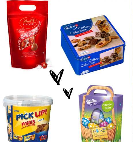 Amazon Oster-Angebote: Diese Süßigkeiten sind bis zu 52 Prozent reduziert!