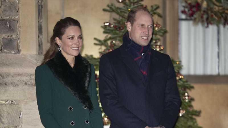 Herzogin Kate & Prinz William kehren an ihren Hochzeitsort zurück