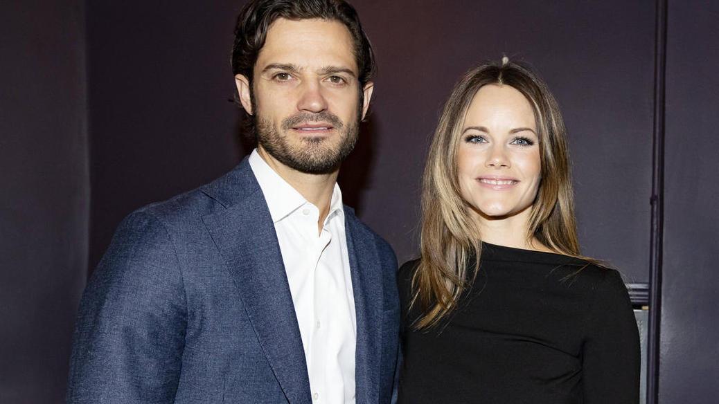 Carl Philip und Sofia von Schweden wieder Eltern