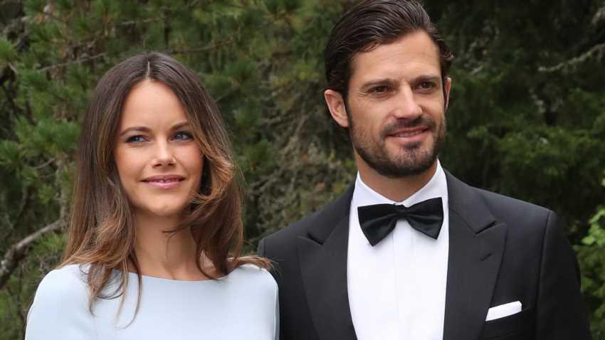 Prinzessin Sofia & Prinz Carl Philip: Schweden-Royals verraten den Namen ihres Babys