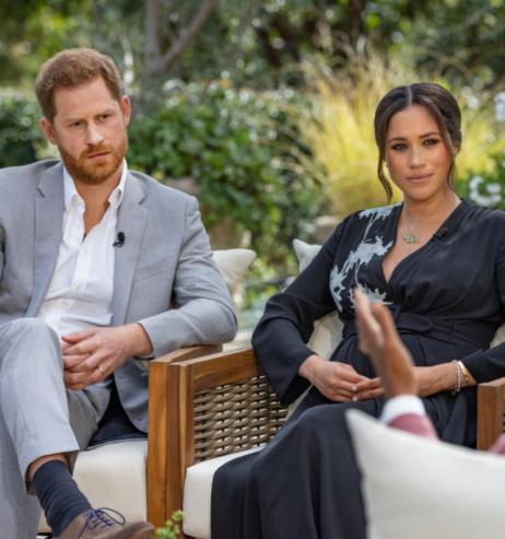 Herzogin Meghan im Oprah-Interview: Schwere Rassismus-Vorwürfe gegen die Royals