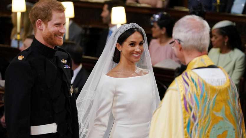Der Erzbischof äußert sich zum royalen Hochzeitswirrwarr