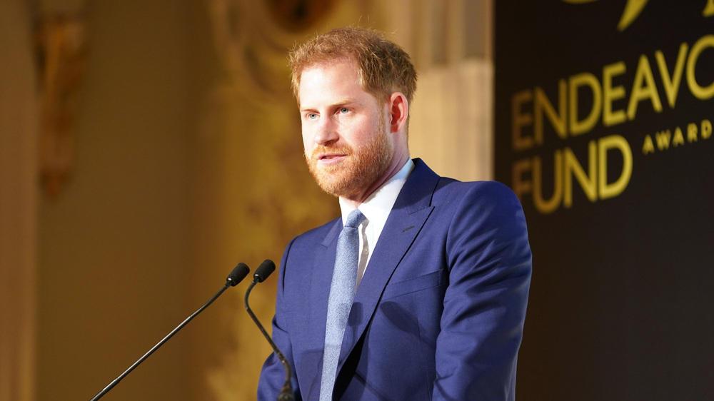 Neuer Job: Prinz Harry heuert bei US-Unternehmen BetterUp an