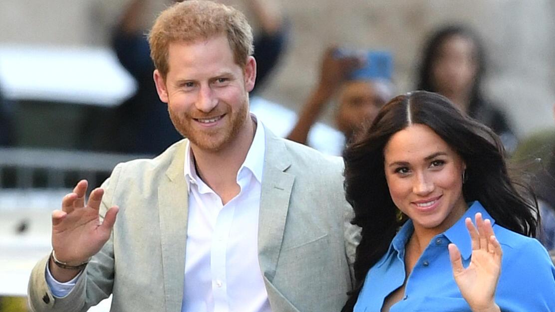 Prinz Harry: Immer wieder grau! Hat er nur einen einzigen Anzug?