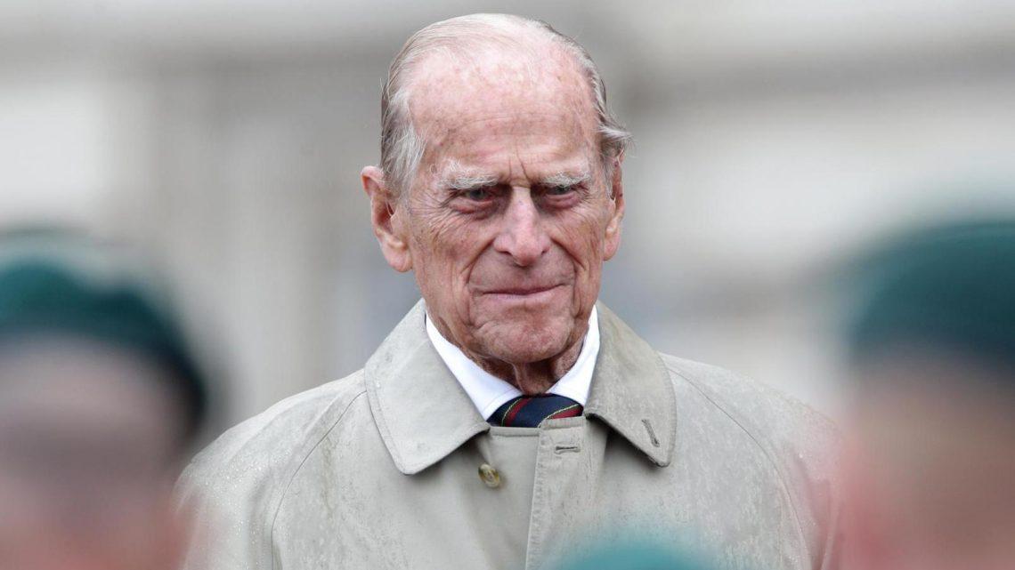 Herzogin Camilla spricht über Gesundheitszustand von Prinz Philip