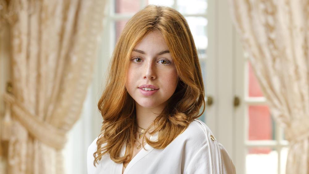 Prinzessin Alexia macht ihren Schulabschluss in Wales