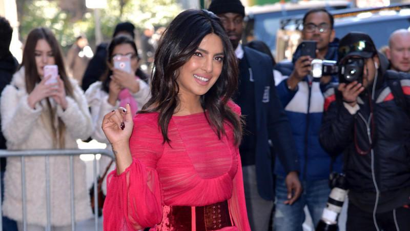 Priyanka Chopras indische Wurzeln inspirierten ihre natürliche Haarpflegelinie