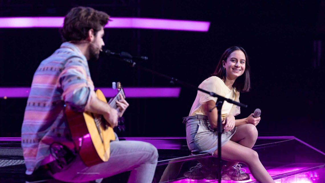 """Alvaro Soler gesteht bei """"The Voice Kids"""": """"Ich bin ein bisschen verliebt"""""""