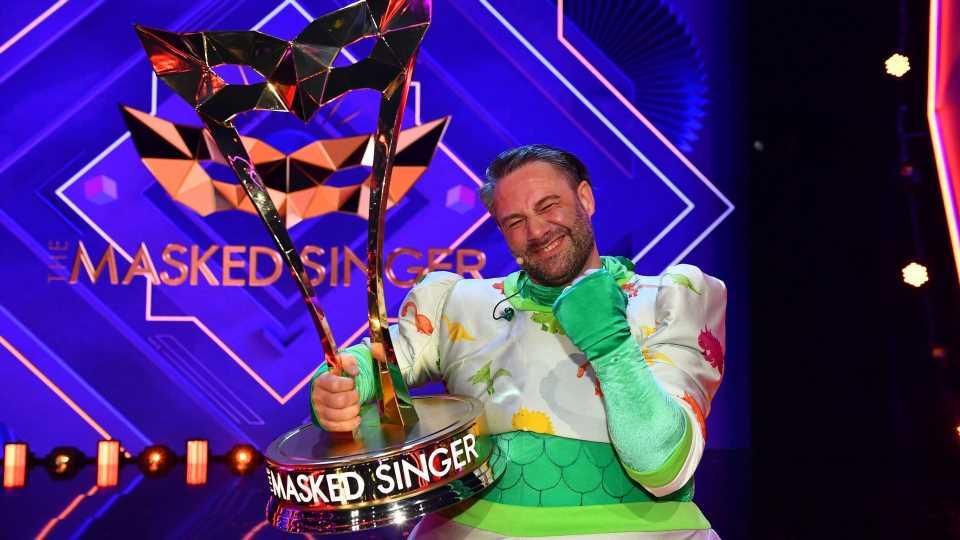 "So geht es Sasha nach großem ""The Masked Singer""-Sieg"