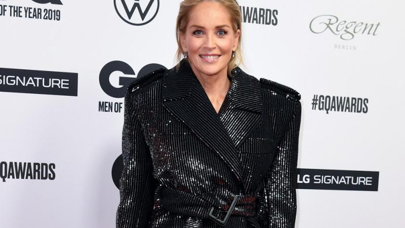 Sharon Stone: Sie bezahlte DiCaprios Gage für 'Schneller als der Tod' aus eigener Tasche