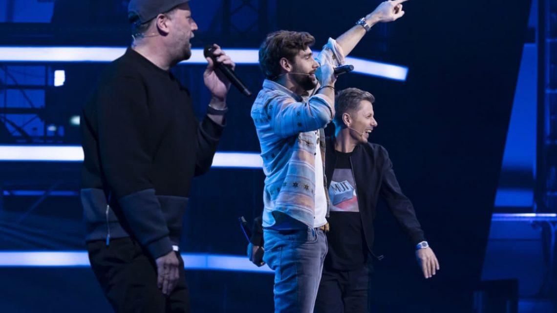 """""""The Voice Kids"""": Im Kampf um Talent gibt sich Alvaro Soler Rap-Battle"""