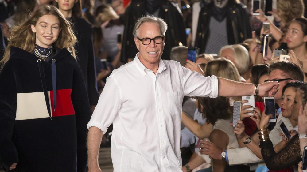 Der Designer wird 70: Tommy Hilfiger lebt den amerikanischen Traum