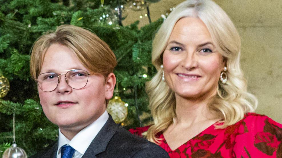 Prinzessin Mette-Marit: Deswegen machte sie sich große Sorgen um Sohn Sverre Magnus