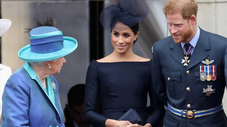 Queen wird Interview von Harry und Meghan nicht gucken
