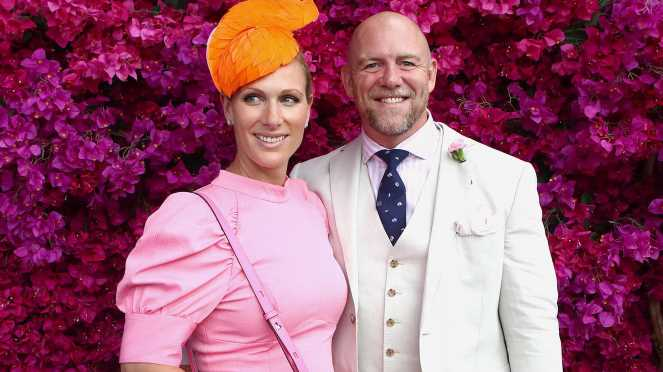 Queen-Enkelin Zara Phillips: So war die Geburt ihres Sohnes