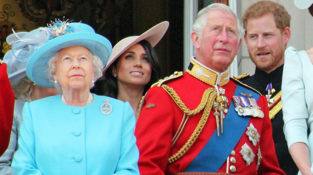 Bricht Prinz Charles endgültig mit Harry und Meghan?