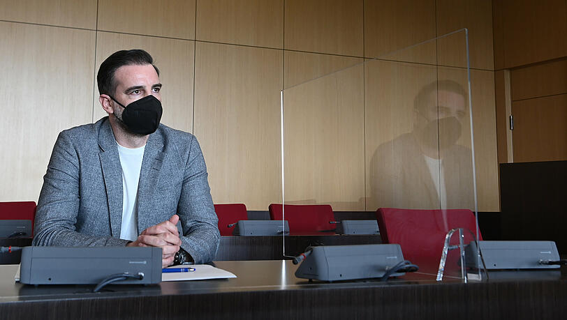 Christoph Metzelder in Kinderpornografie-Prozess verurteilt: Zehn Monate auf Bewährung