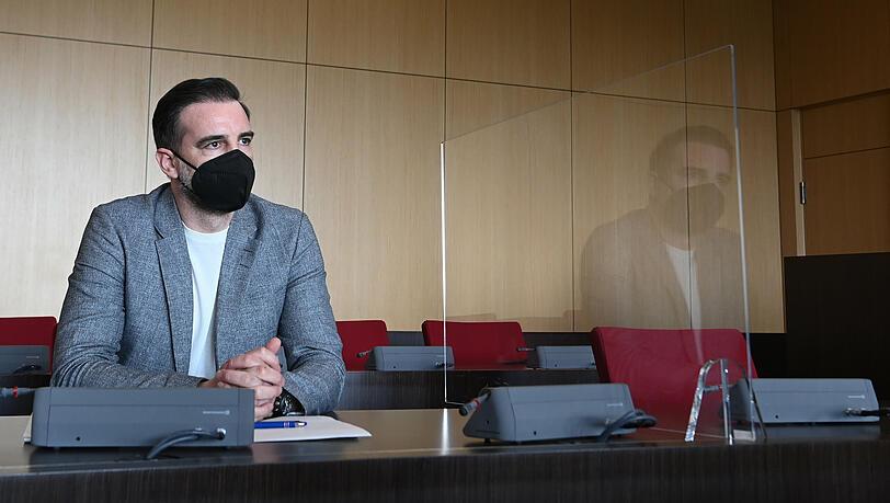 Christoph Metzelder vor Gericht: Er legt Teilgeständnis im Kinderpornografie-Prozess ab