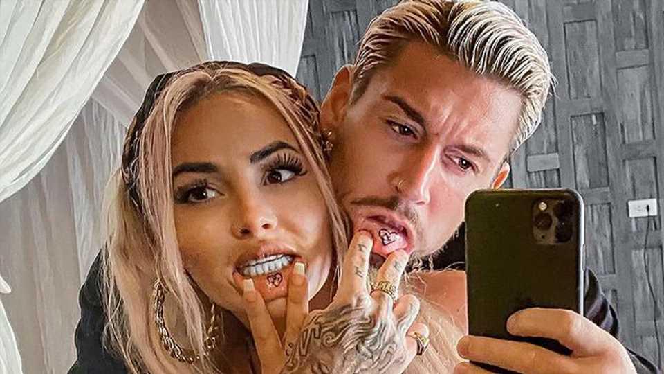 Darum ließen sich Mike Heiter und Laura Paar-Tattoo stechen!