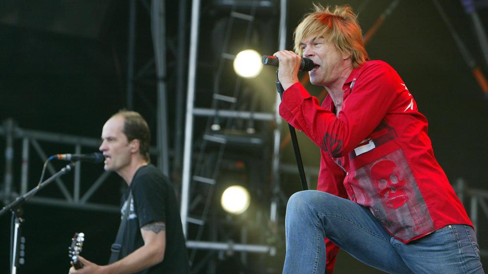 Die Toten Hosen zeigen das letzte Foto ihres Idols Johnny Thunders