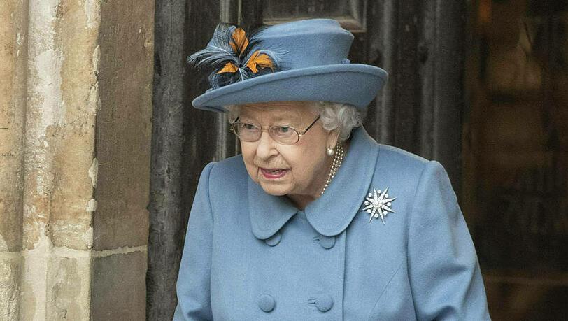 Erster Termin von Queen Elizabeth II. seit Tod von Prinz Philip
