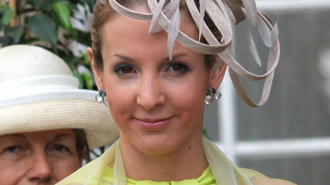 Ex-Prinzessin Tessy Antony-de Nassau zeigt ihren Babybauch