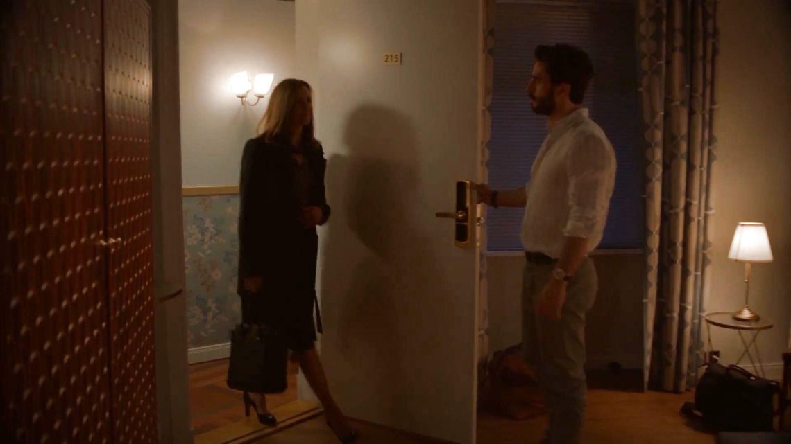 GZSZ: Brodelnde Leidenschaft zwischen Katrin und Tobias – doch was ist mit Melanie?