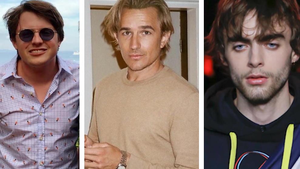 Gallagher, Keaton & Co.: Diese Promi-Söhne hatten Sie bestimmt noch nicht auf dem Schirm