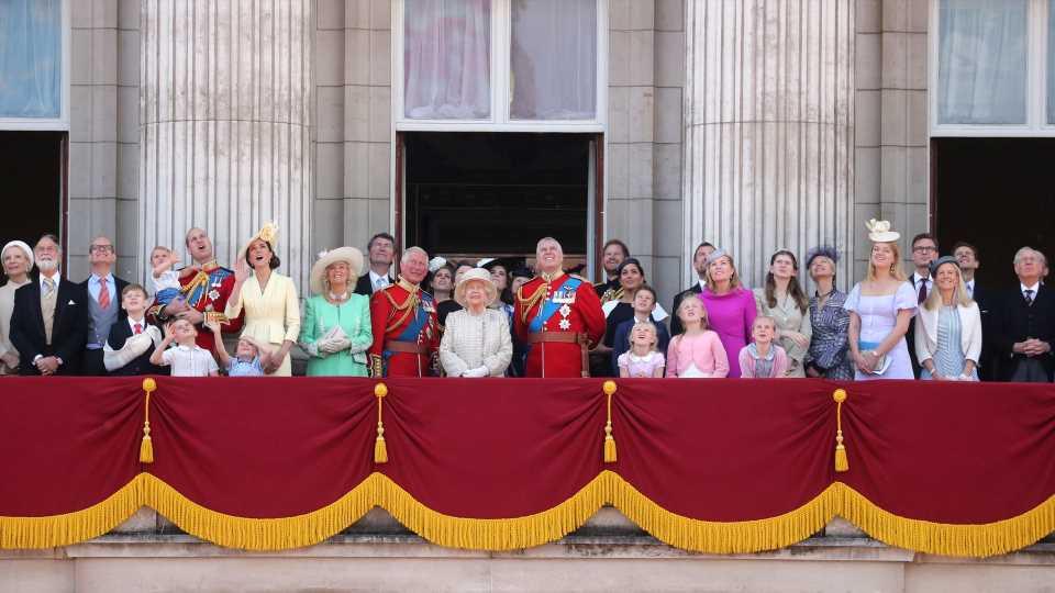Geburtstag der Queen: Pläne für große Parade veröffentlicht
