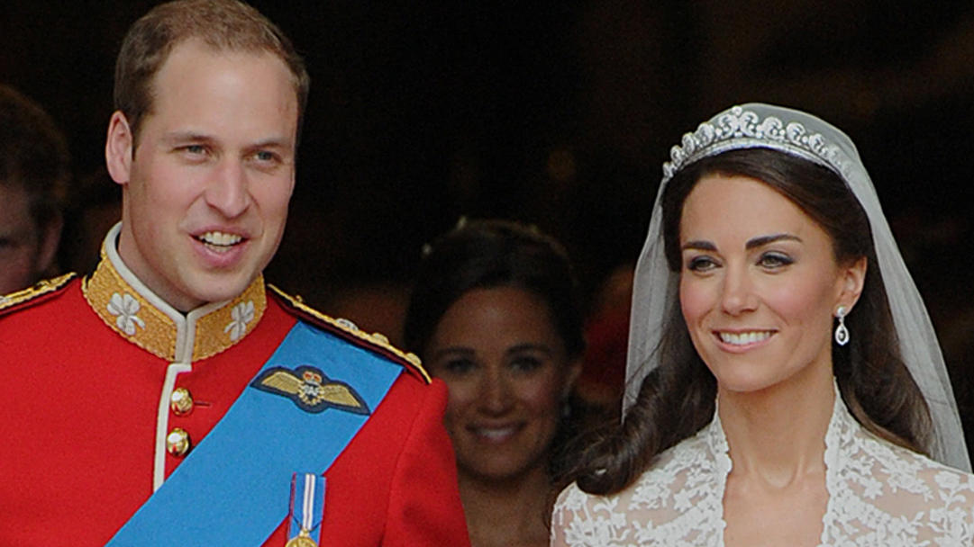 Hochzeit von William & Kate: DIESE Kleinigkeit hat die Queen damals nicht begeistert