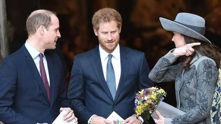 Körpersprache verrät: Sie nehmen Prinz Harry wieder in ihrer Gruppe auf