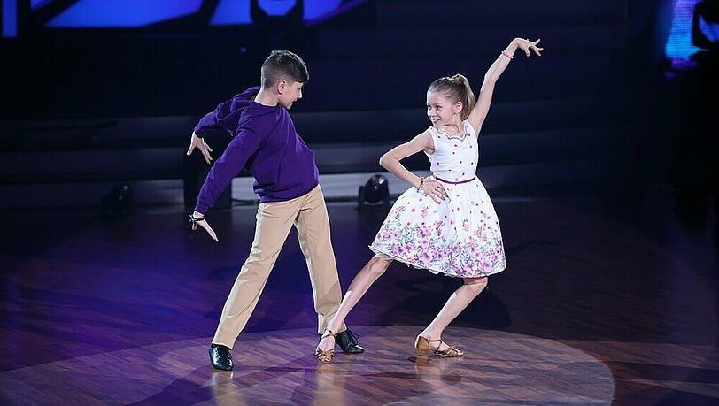 'Let's Dance – Kids': Das ist das erste 'Dancing Sternchen'