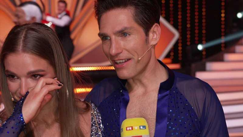 Let's Dance 2021: Lola Weippert schießen beim Interview Tränen in die Augen
