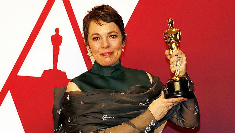 Oscar-Gewinnerin Olivia Colman geht unter die Marvel-Stars