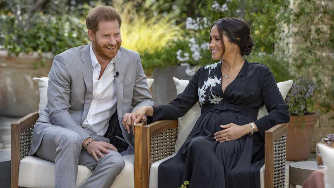 Prinz Harry & Herzogin Meghan: Nächste Lüge aus dem Oprah-Interview aufgeflogen?