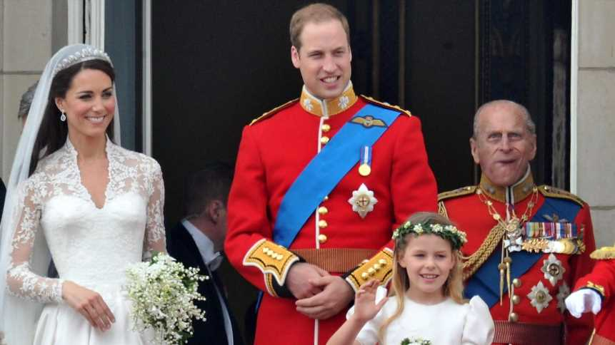 Prinz Philip: So erleichtert war er über Williams und Kates Versöhnung nach der Trennung 2007