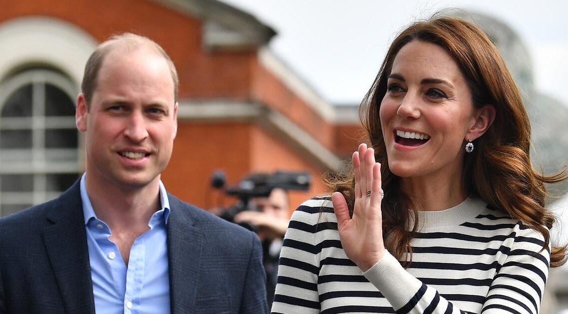 Prinz William und Kate zeigen privates Familienalltag-Video